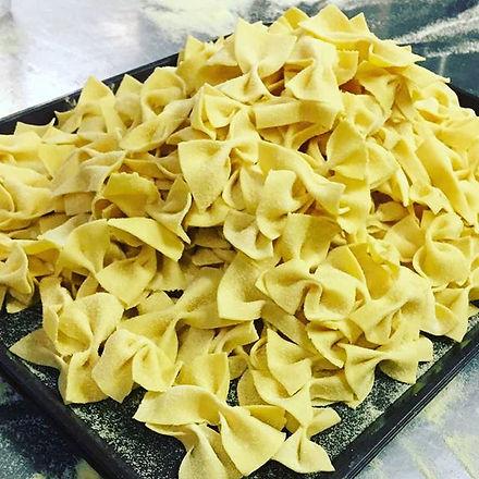 FRESH pasta is the BEST pasta! #FAmelia