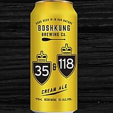 Boshkung - Cream Ale