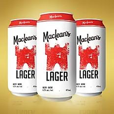 MacLean's Ale - Lager