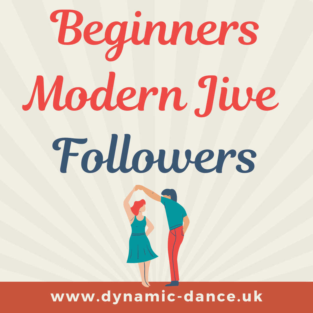Modern Jive/LeRoc - Beginners - Follower