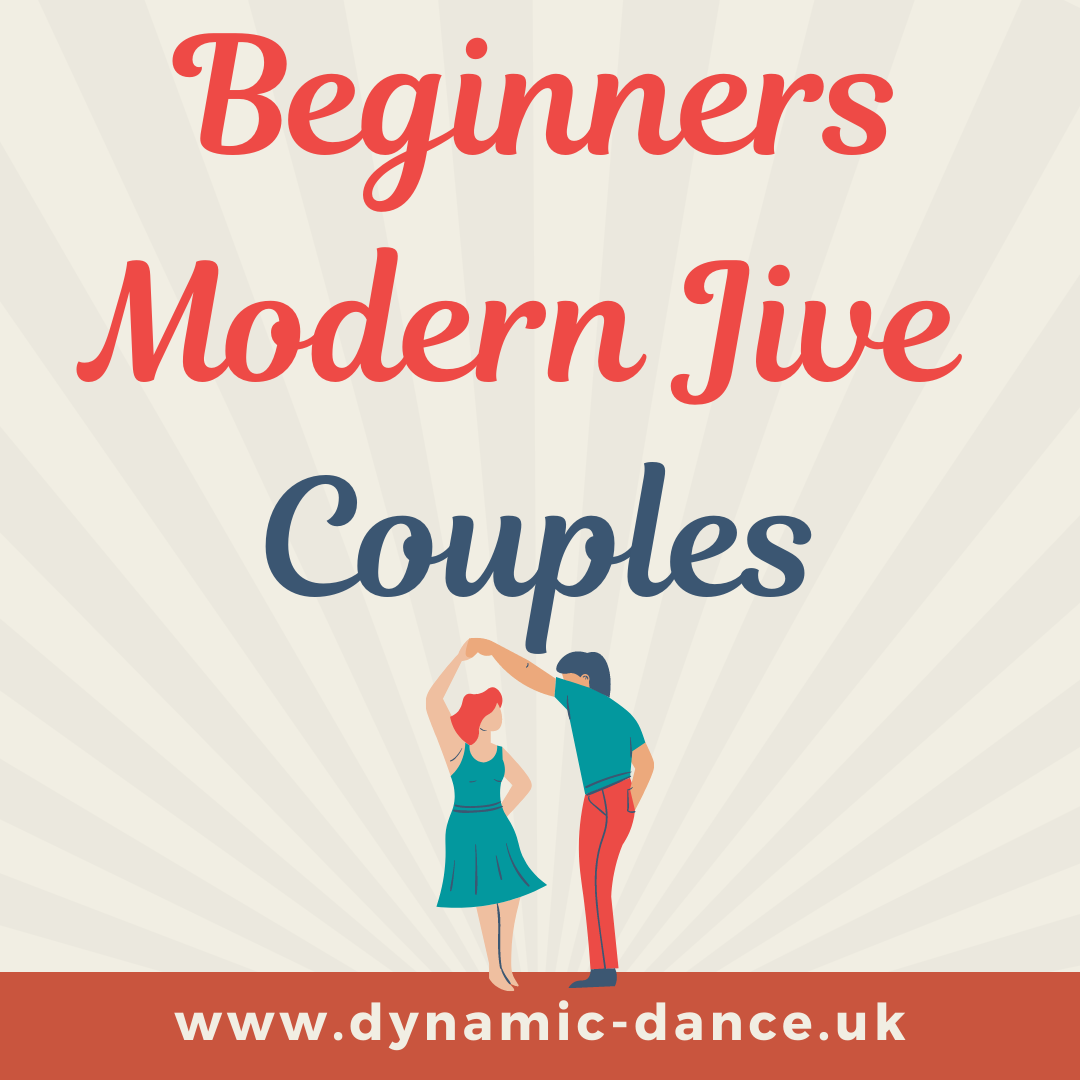 Modern Jive/LeRoc - Beginners - Couples
