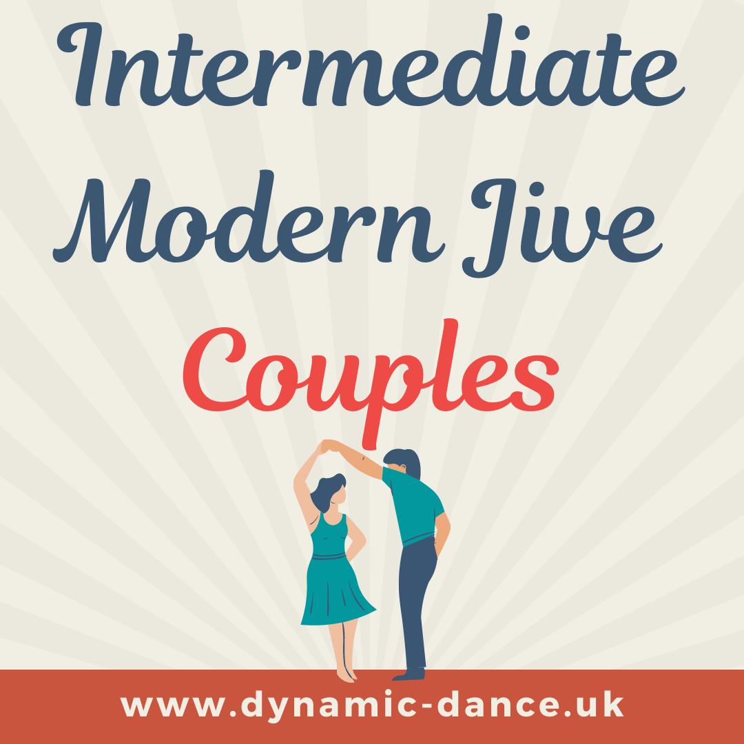 Modern Jive/LeRoc - Intermed- Couples