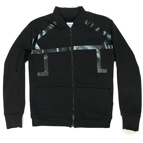 LASER bomber jacket