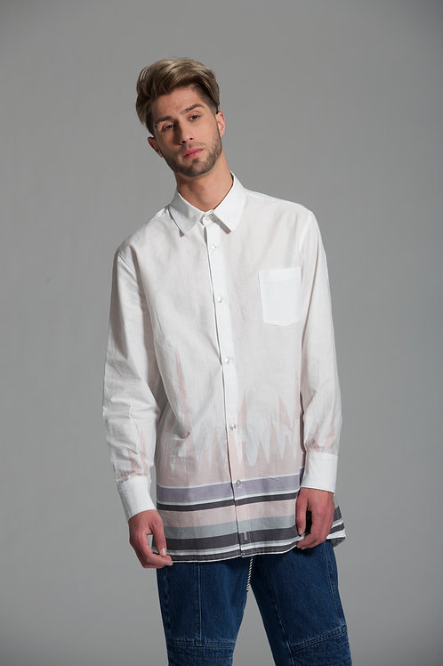 SALT MOUNDS long dress shirt