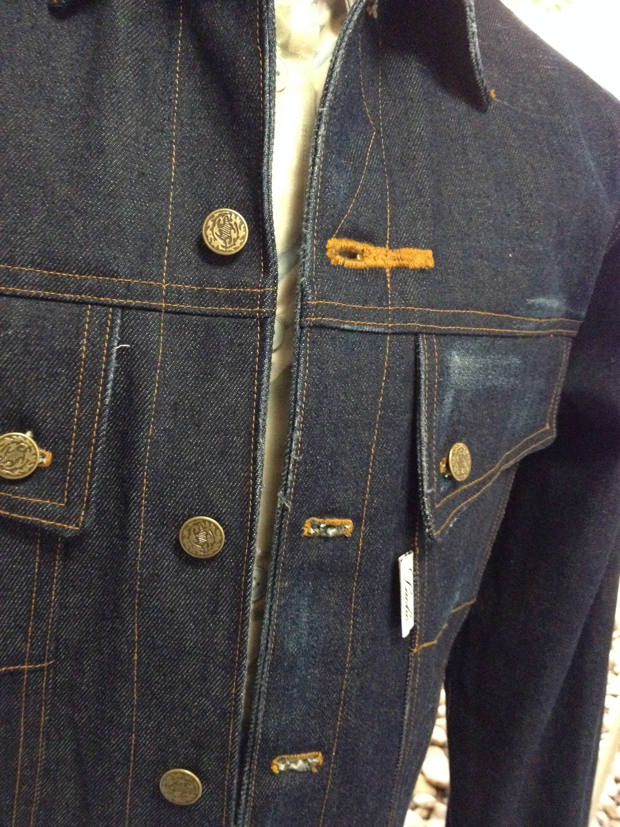 Laché denim jacket