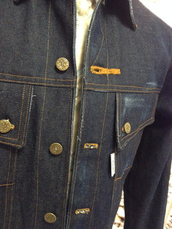 Laché denim jacket