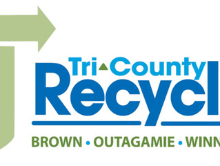 Recycling on the rise - Residents in  Tri-County recycling partnership break records every year