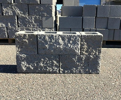 Splitface Block