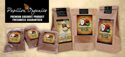 Papillon Organics Coconut Products