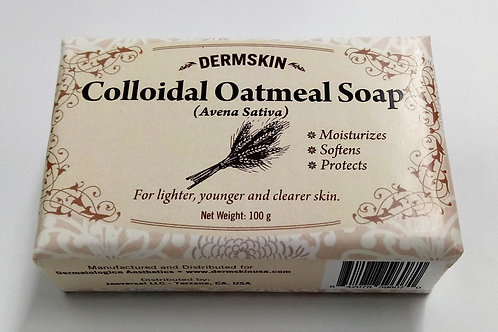 Colloidal Oatmeal Soap (Avena Sativa)