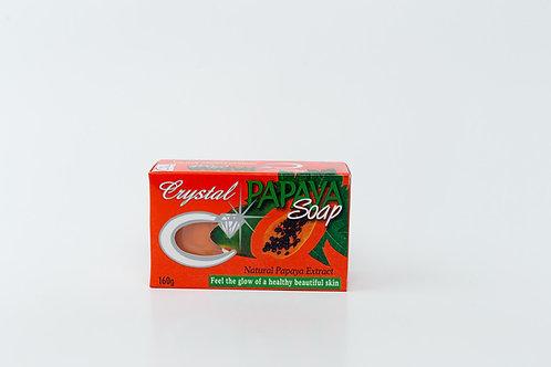 Crystalderm Papaya Soap