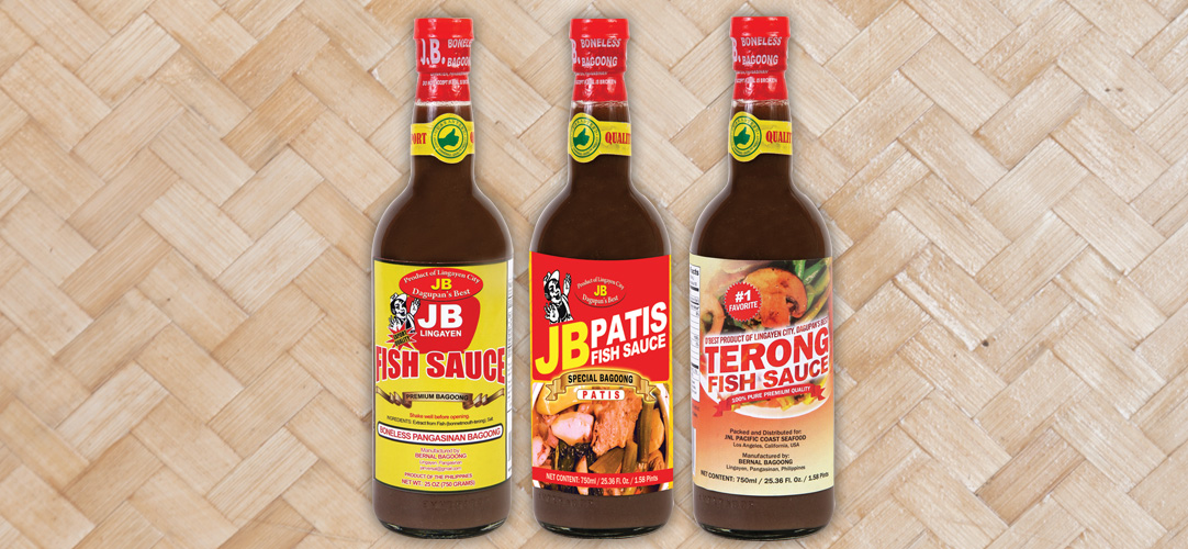 JB Patis Fish Sauce