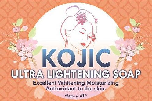 Kojic Ultra Lightening Soap