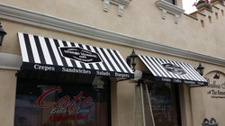 Awning, Custom Graphic Awning