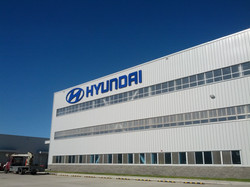 Sign, Channel Letter, Hyundai