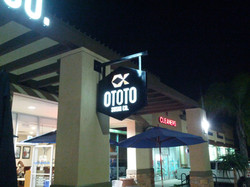 Store Sign, Restaurant Sign