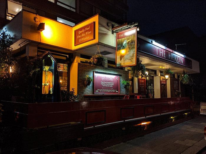 The Heron | Bar & Thai Restaurant | Paddington