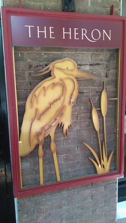 The Heron | Paddington