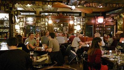 The Heron | Bars | Paddington