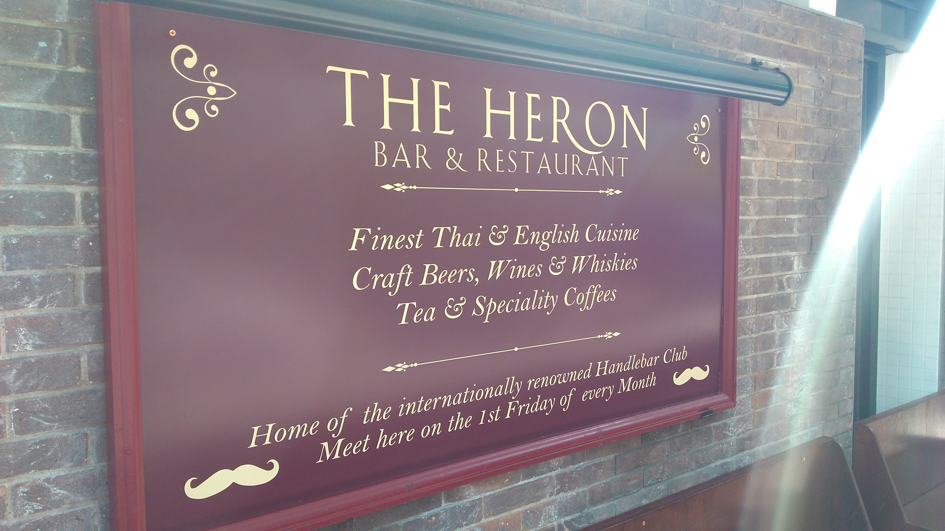 The Heron | Paddington
