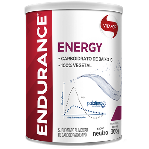 Endurance Energy (neutro) 300g - Vitafor
