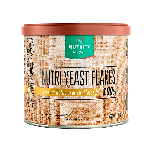 Nutritional Yeast Flakes 100g – Nutrify