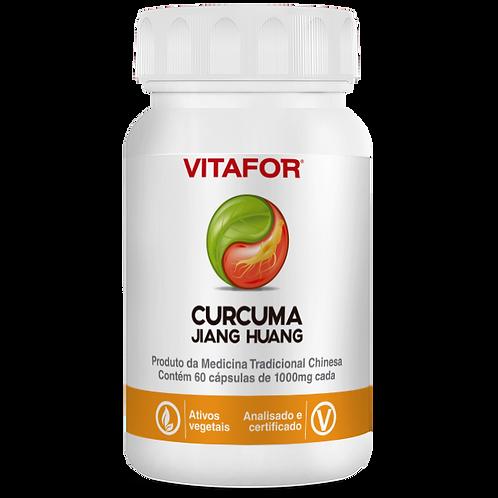 Cúrcuma 60 caps - Vitafor