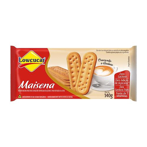 Biscoito Maisena Zero Adição de Açúcares 140g - Lowçucar