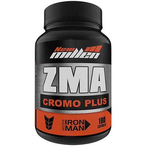 ZMA Cromo Plus 100 cápsulas - New Millen