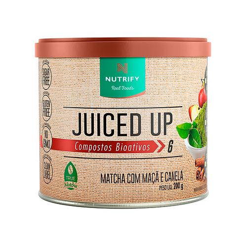 Juiced Up Maça Com Canela 200g – Nutrify