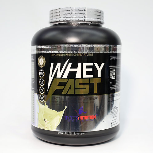 Whey Fast Protein - Sports Nutrition