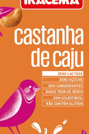 Bebida vegetal de Castanha de caju 1 L - Iracema