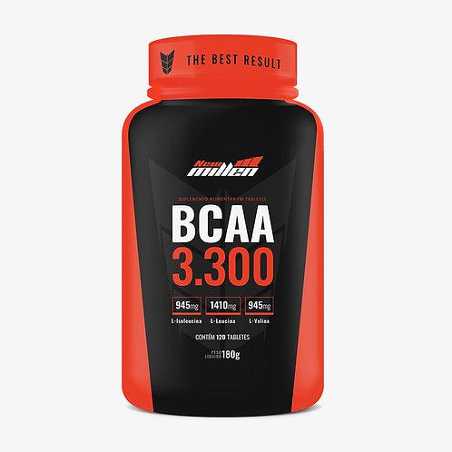 BCAA 3.300 120 tabletes - New Millen