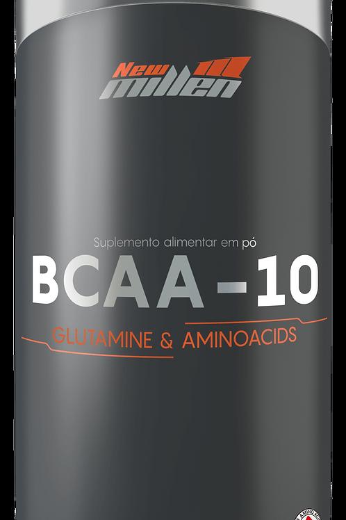 BCAA -10 Glutamine & Aminoácidos 300g – New Millen