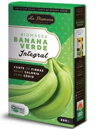 Biomassa de Banana Verde 250g - La Pianezza