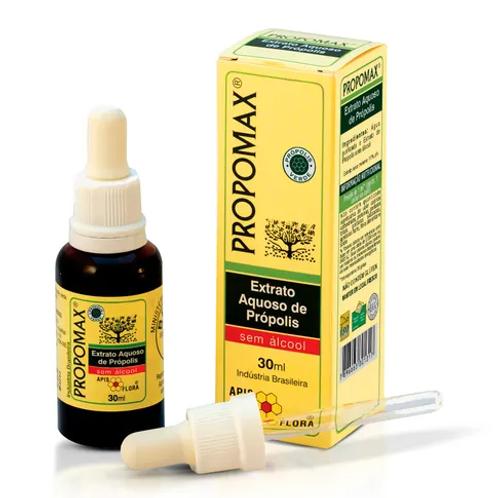 Extrato de própolis verde aquoso Propomax 30 ml - Apis Flora