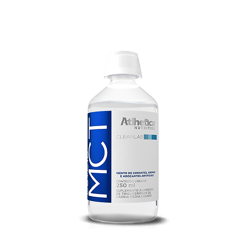 MCT C8 + C10 250ml - Atlhetica Nutrition