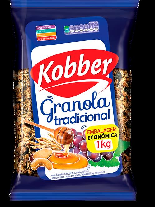 Granola Tradicional 1kg - Kobber