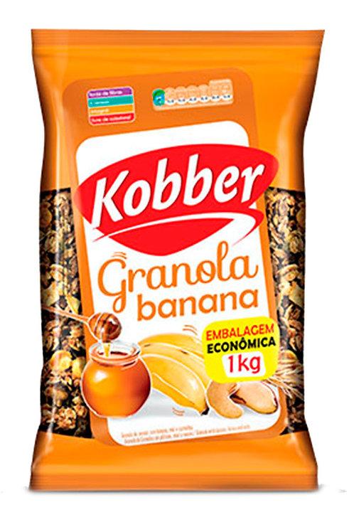 Granola Banana 1kg - Kobber