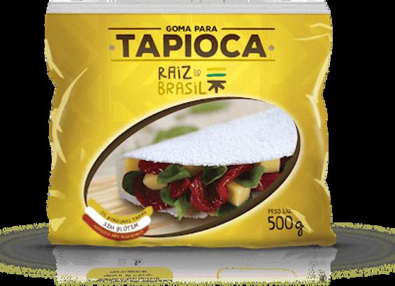 Goma para Tapioca - Raiz do Brasil