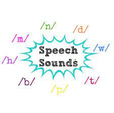30 min speech sound session (home based)
