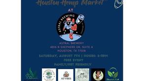 Houston Hemp Market
