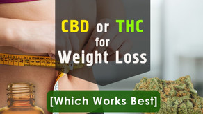 CANNABIS AND WEIGHT LOSS!