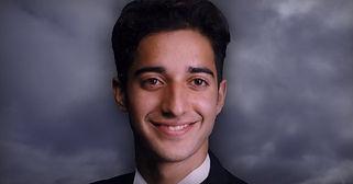 Adnan Syed en 1999 à Baltimore