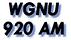 WGNU 920 AM