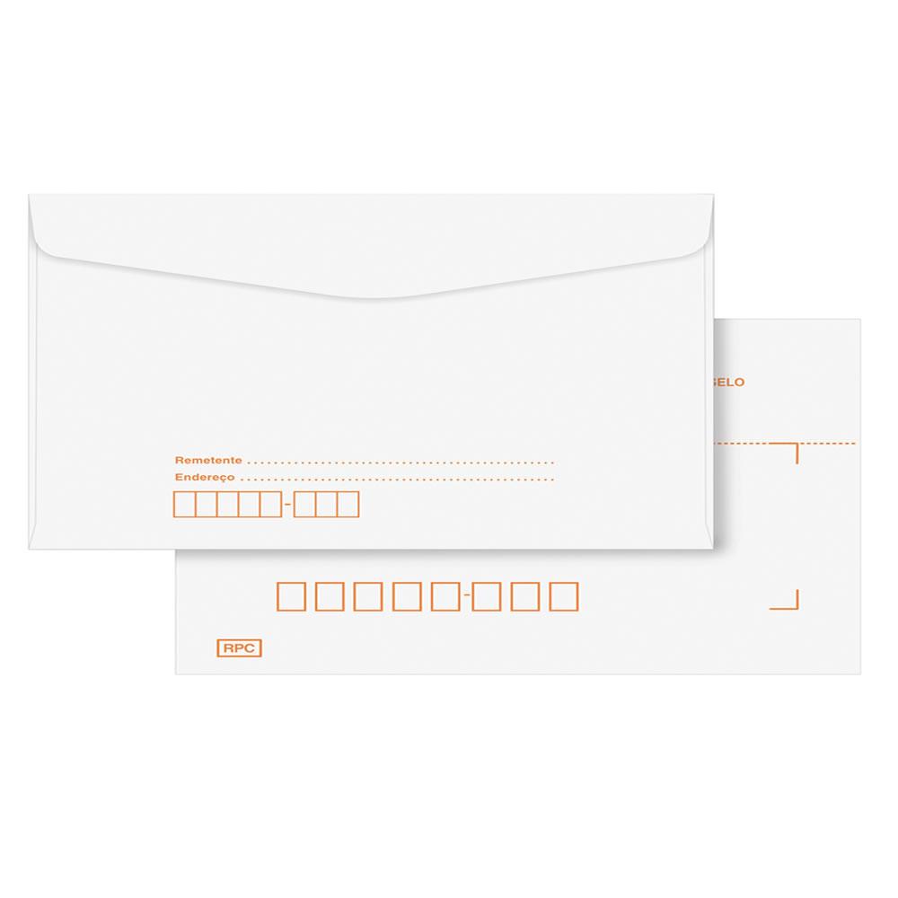 Envelope Ofício para correios RPC