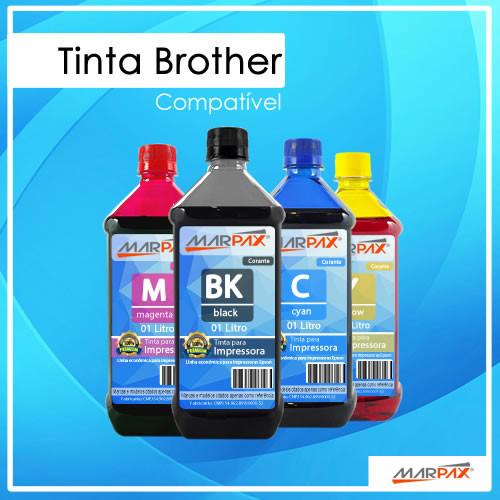 Tinta Brother Compatível Marpax