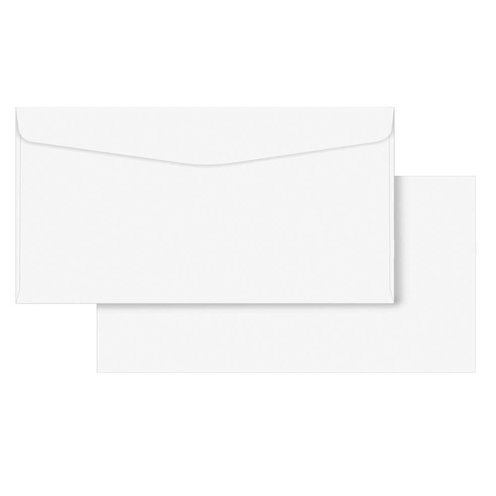 envelope de carta liso