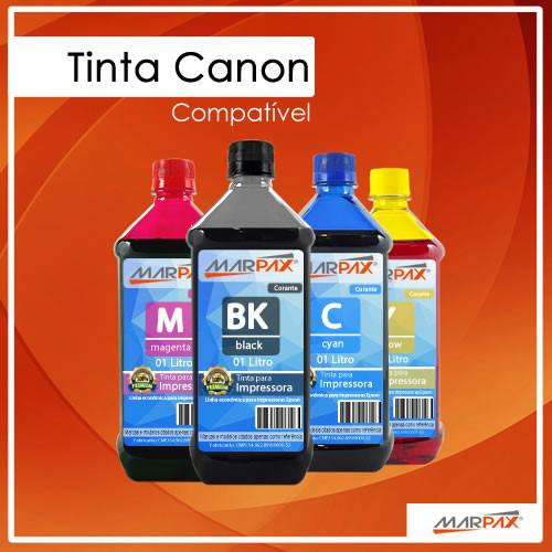 Tinta Canon Compatível Marpax