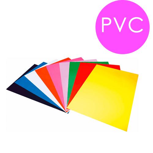 Capa para Encadernação PVC